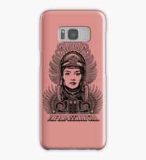 The Impossible Girl Samsung Galaxy Case/Skin