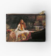 Die Dame von Shallot - John William Waterhouse Studio Clutch