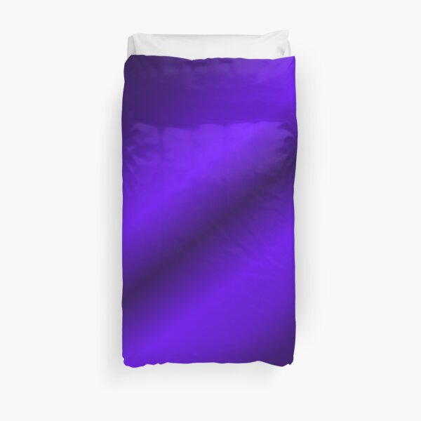 Shades of Deep Purple Duvet Cover