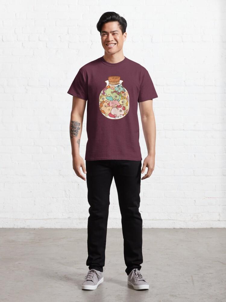 Alternative Ansicht von Flasche Einhörner Classic T-Shirt