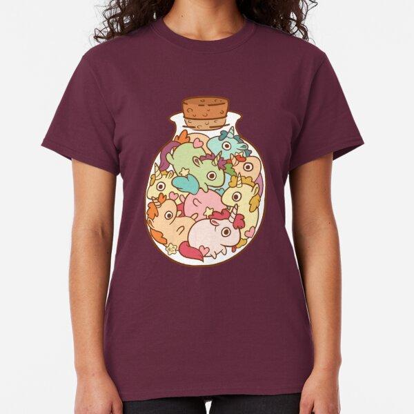 Bottle of Unicorns Classic T-Shirt