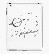 THE BOY SAW THE COMET - LEYTON - ONE TREE HILL iPad Case/Skin