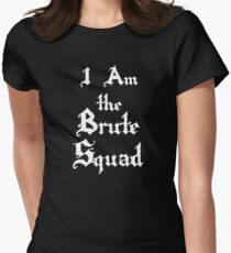 I Am The Brute Squad - The Princess Bride Womens Fitted T-Shirt