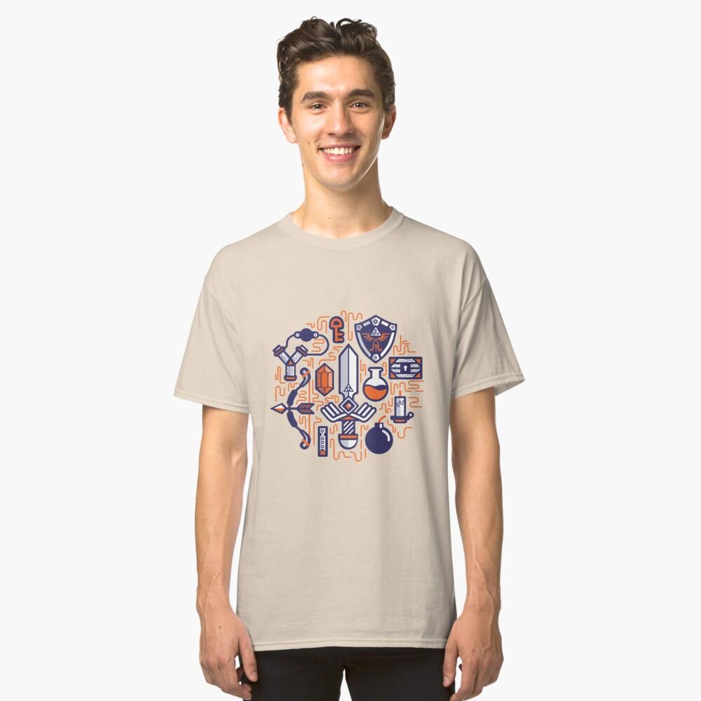 The Legend of Zelda Classic T-Shirt Front