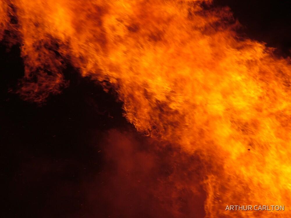 FLAMES by ARTHUR CARLTON