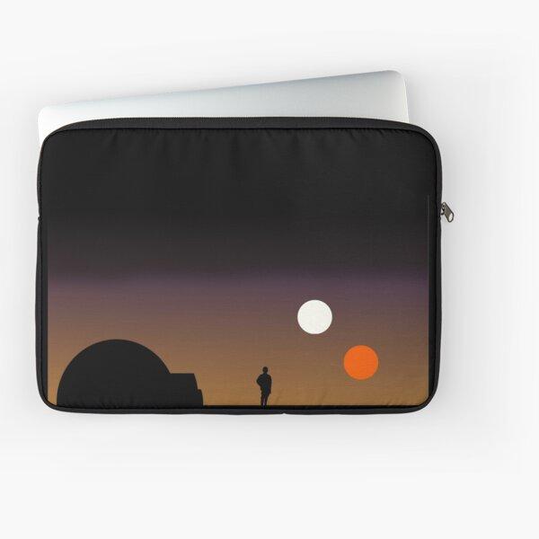 The Double Sunset... Laptop Sleeve