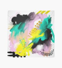 Modern Abstract Painting Scarf
