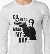 Sudden Impact - Go Ahead, Make My Day T-Shirt