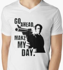 Sudden Impact - Go Ahead, Make My Day T-Shirt