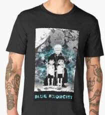 Blue Exorcist Men's Premium T-Shirt