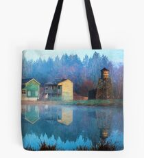 Reflections Of Hope - Hope Valley Art Tote Bag