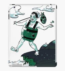 0 The Fool iPad Case/Skin