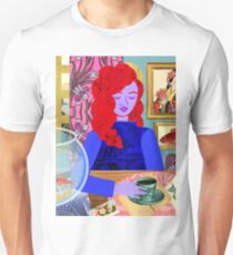 Aquarium Room Unisex T-Shirt