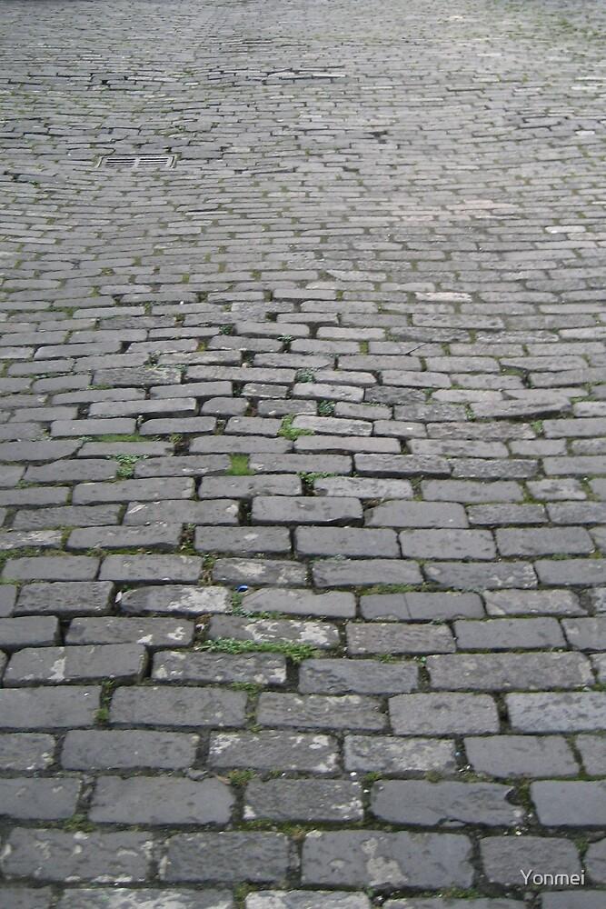 Cobblestones by Yonmei