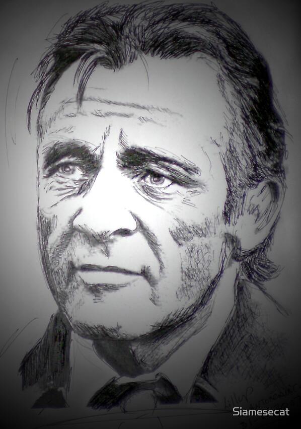 Richard Burton by Siamesecat