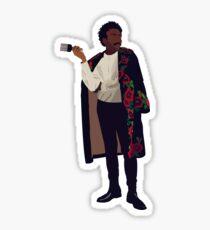 Donald Glover Sticker