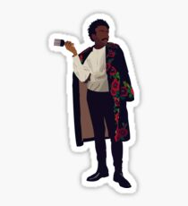 Donald Glover Sticker