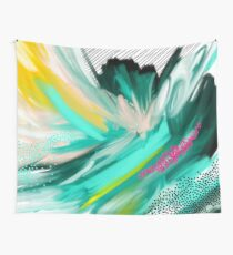 Abstract Painting Tapestry