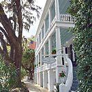 Rhett House Inn, Beaufort, South Carolina  by Catherine Sherman