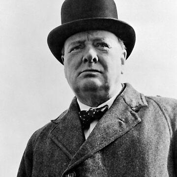 Sir Winston Churchill de warishellstore