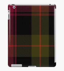 Booth Tartan  iPad Case/Skin