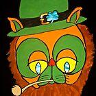 Leprechaun Cat by Shulie1