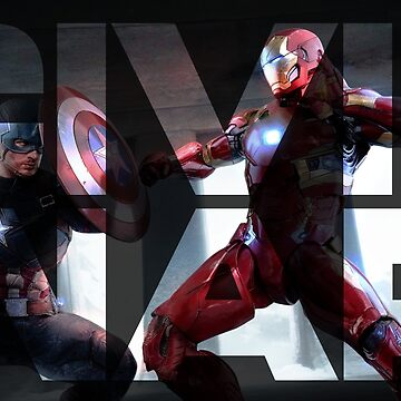 Steve vs Tony by cinemafan