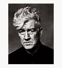 David Lynch Photographic Print