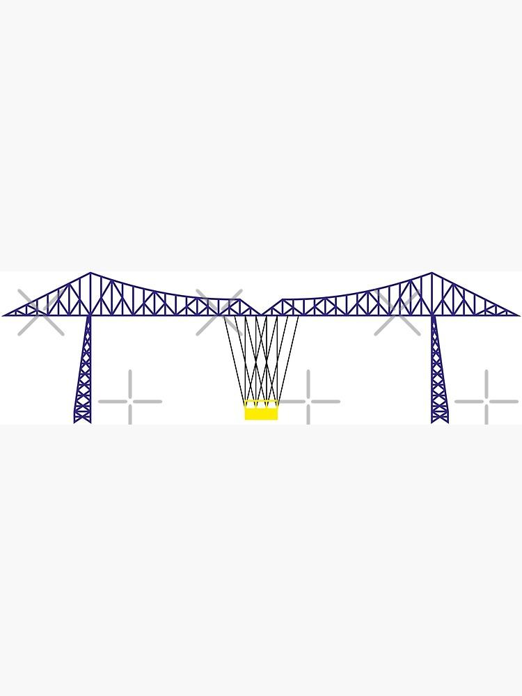 NDVH Tees Transporter Bridge by nikhorne