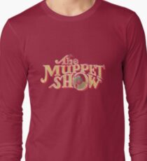 Vintage Muppet Show Long Sleeve T-Shirt