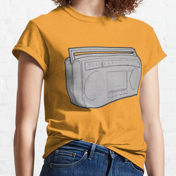 Cassette Player and an AM Radio Classic T-Shirt