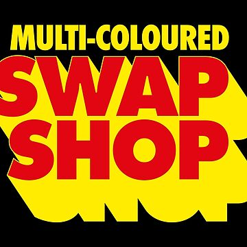 NDVH Multi-Coloured Swap Shop by nikhorne