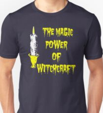 Magic Power of Witchcraft t shirt T-Shirt