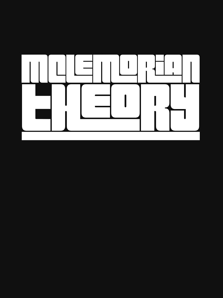 Mclemorian Theory-White by tees4gees