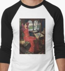 I am half-sick of shadows, said the Lady of Shalott - John William Waterhouse T-Shirt