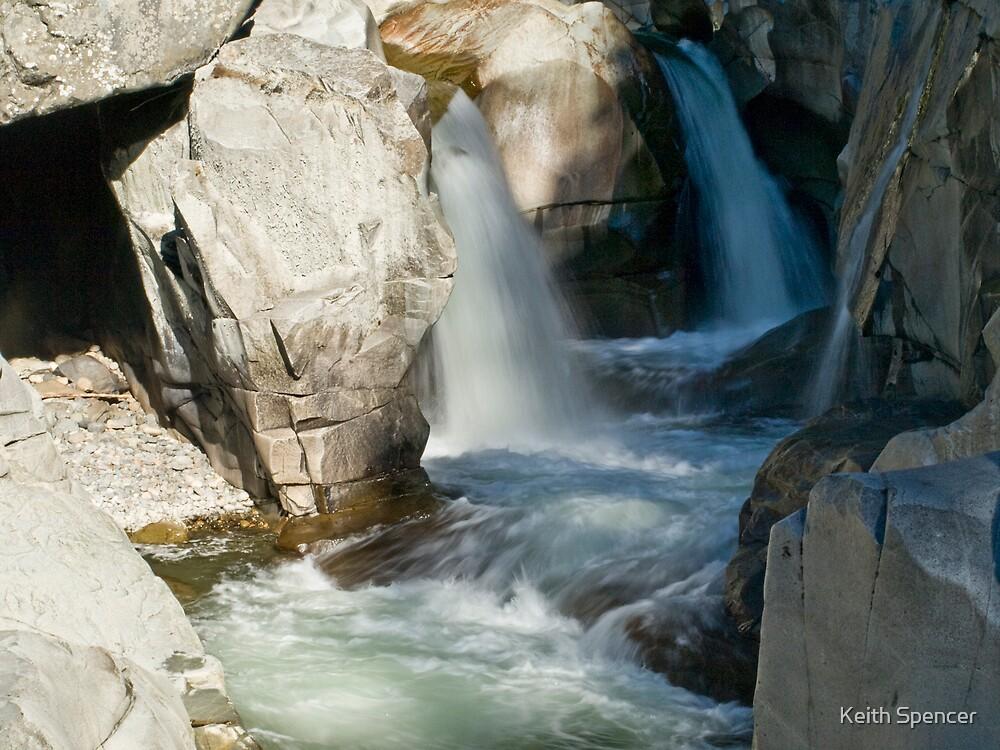 Granite Falls #2 by Keith Spencer