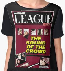 Human League The sound of the crowd  Chiffon Top
