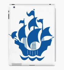 Blue Peter iPad Case/Skin