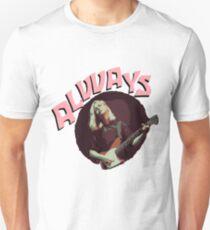 Forever and Alvvays  Unisex T-Shirt