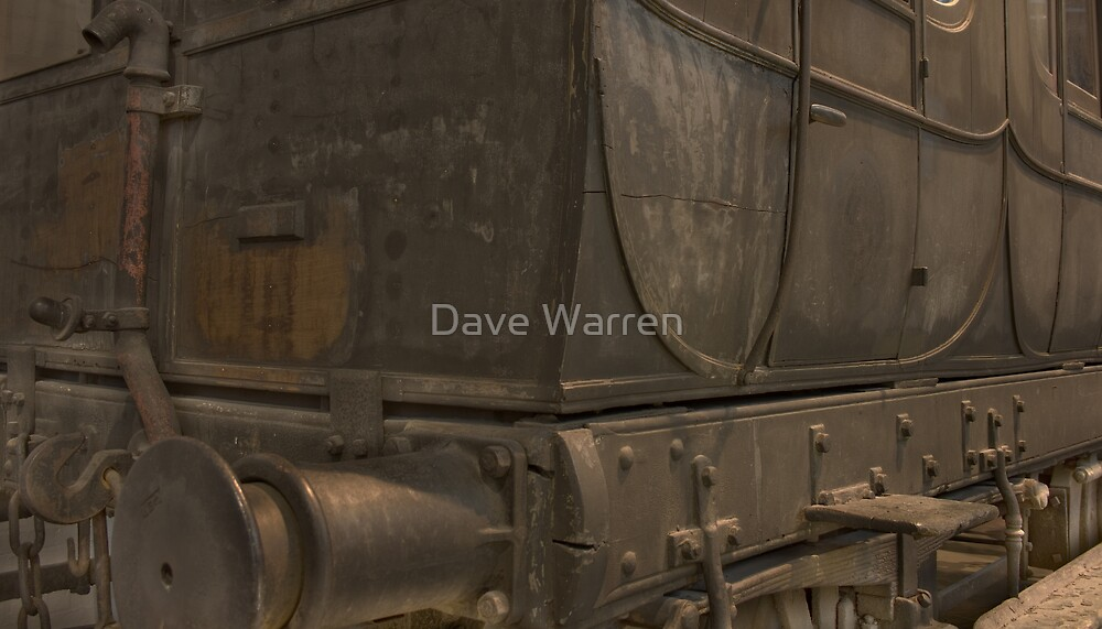 Forgotten by Dave Warren