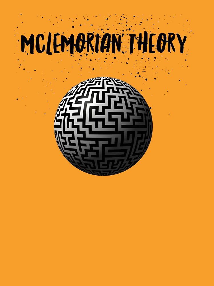 Mclemorian Theory- Mad World by tees4gees