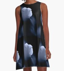 Flower Abstract A-Line Dress