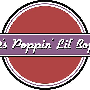 What's Poppin' Lil' Boppin by ryderchasin