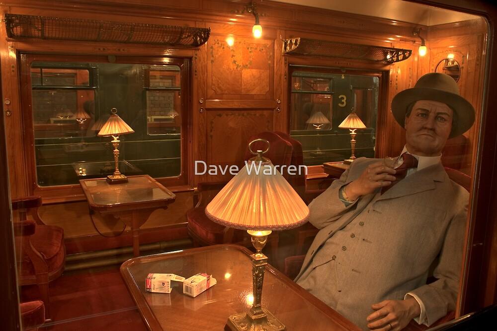 1st Class..... by Dave Warren