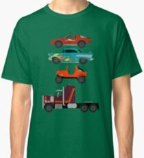 The Car's The Star: M.A.S.K. Classic T-Shirt