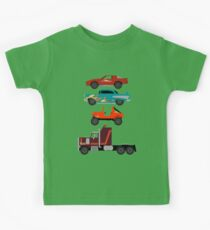 The Car's The Star: M.A.S.K. Kids Tee