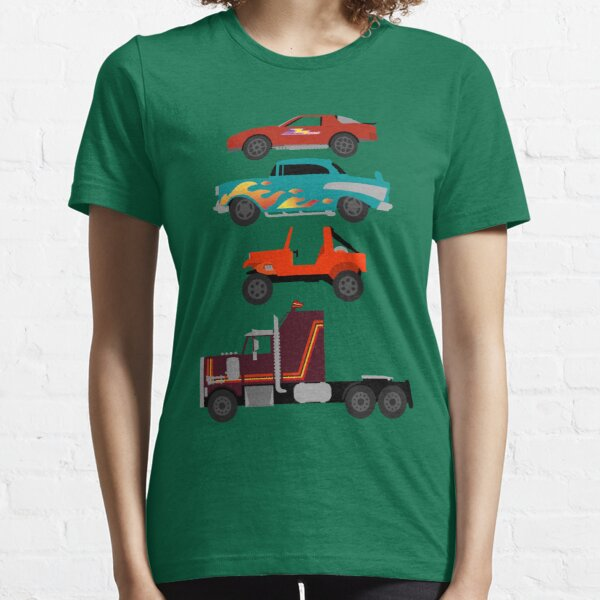 The Car's The Star: M.A.S.K. Essential T-Shirt