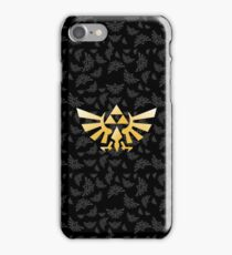 Zelda Pattern iPhone Case/Skin