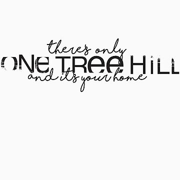 ONE TREE HILL by sarahsdrew