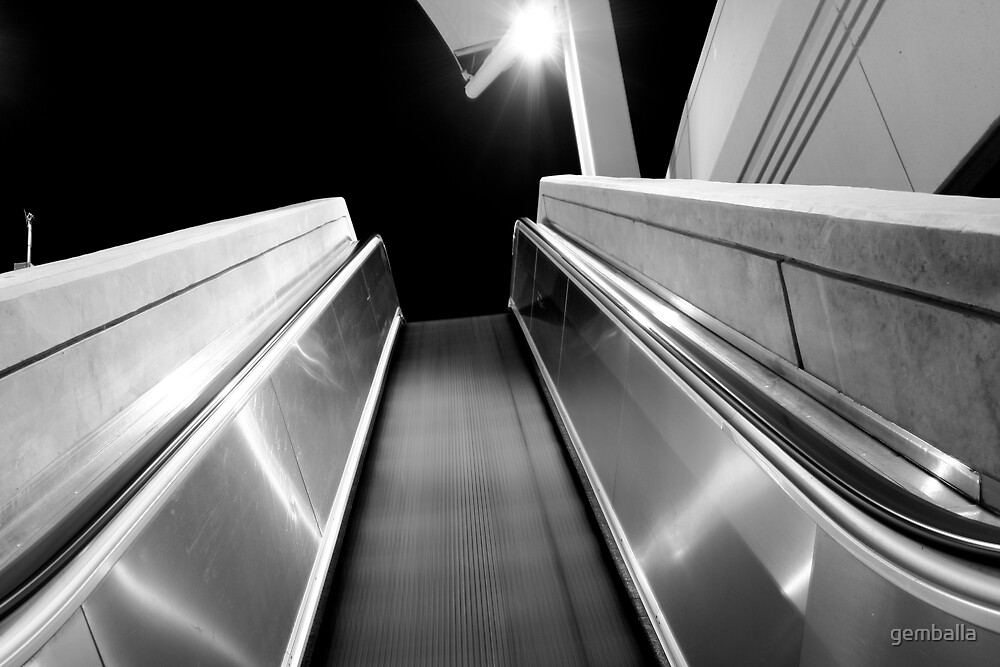 going up by gemballa